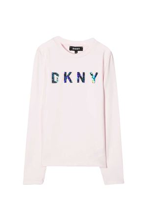 Pink t-shirt teen Dkny Kids DKNY KIDS | 8 | D35Q7845LT