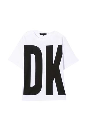 T-shirt bianca Dkny Kids DKNY KIDS | 8 | D35Q8410B