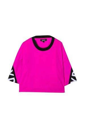 Fuchsia teen t-shirt Dkny Kids DKNY KIDS | 8 | D35R1049ET
