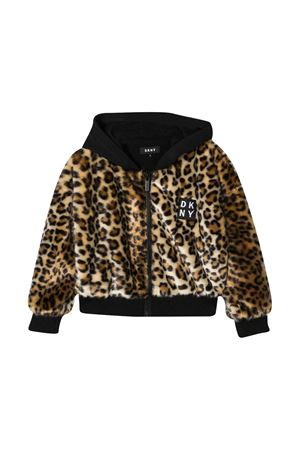 Dkny Kids faux fur  DKNY KIDS | 39 | D35R13Z40