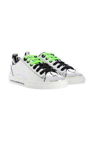 Teen DKNY Kids metallic sneakers DKNY KIDS | 12 | D39031016T