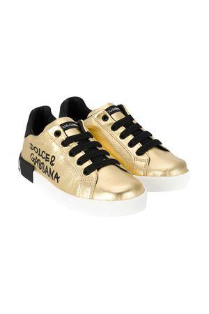 Sneakers Portofino teen Dolce & Gabbana Kids Dolce & Gabbana kids | 90000020 | D10806AN44287530T