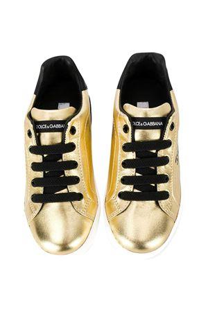 Portofino sneakers teen Dolce & Gabbana Kids.  Dolce & Gabbana kids | 90000020 | D10806AN44287530T