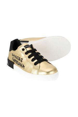 Portofino sneakers Dolce & Gabbana Kids Dolce & Gabbana kids | 90000020 | D10806AN44287530