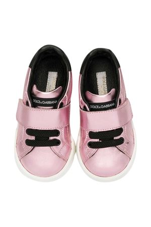 Pink sneakers Dolce & Gabbana Kids  Dolce & Gabbana kids | 90000020 | DN0155AN4428B400