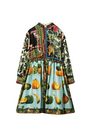 Dolce & Gabbana Kids patterned dress  Dolce & Gabbana kids | 11 | L52D03G7XJKS9427