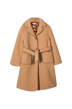 Beige coat Dolce & Gabbana Kids  Dolce & Gabbana kids | 17 | L53C99FU21JM2366
