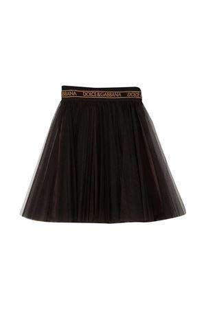 Black skirt Dolce & Gabbana Kids Dolce & Gabbana kids | 5032322 | L53I74HLMSYM0682