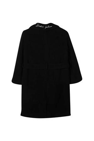 Cappotto nero Dolce&Gabbana kids Dolce & Gabbana kids | 17 | L54C01HUMAKN0000