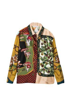 Multicolor print shirt Dolce&Gabbana Dolce & Gabbana kids | 5032334 | L54S98G7XKRS9000