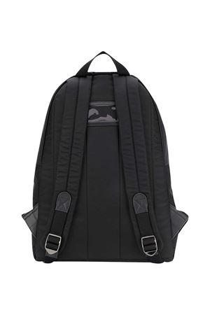 Black backpack with frontal logo Dolce & Gabbana kids Dolce & Gabbana kids | 5032345 | EM0074AJ923HNNMW