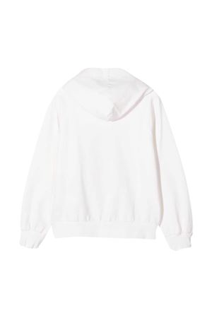 Dondup Kids white sweatshirt  DONDUP KIDS | -108764232 | BF055FY0002BZA49001