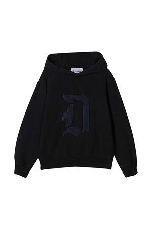 Black sweatshirt Dondup kids  DONDUP KIDS | -108764232 | BF055FY0002BZA49890