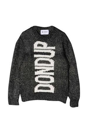 Black sweater Dondup Kids  DONDUP KIDS | 7 | BM192MY0026BXXX99L