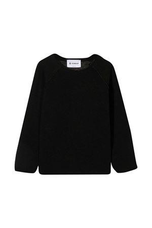 Black sweatshirt Dondup Kids  DONDUP KIDS | 7 | BM203TY0073BXXX999