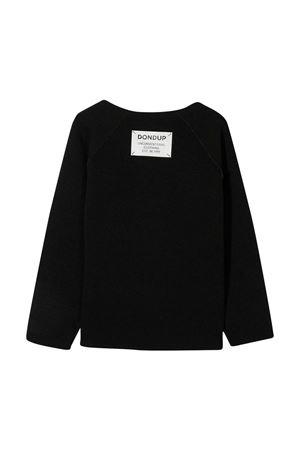 Black sweatshirt teen Dondup Kids DONDUP KIDS   7   BM203TY0073BXXX999T