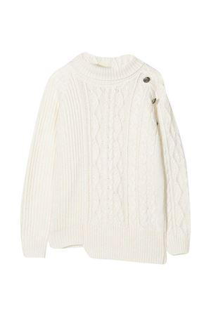 Maglione bianco teen Dondup Kids DONDUP KIDS   7   BM205MY0028BXXX001T