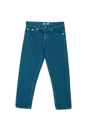 Jeans dritti blu Dondup Kids DONDUP KIDS | 9 | BP215BS0009BAW0810