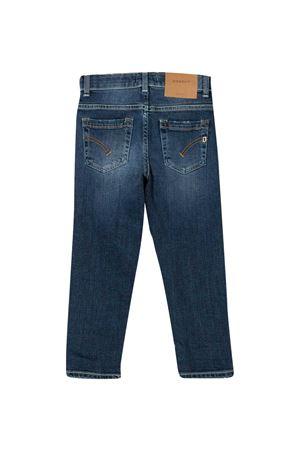 Blue straight jeans teen Dondup Kids DONDUP KIDS | 9 | BP215DSE282BAV4800T