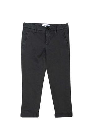 Gray chino trousers teen Dondup kids DONDUP KIDS   9   BP227RS0039PTD998T