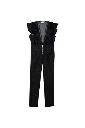 Black jumpsuit Dondup kids  DONDUP KIDS | 19 | YA185DS0265GAV1W800