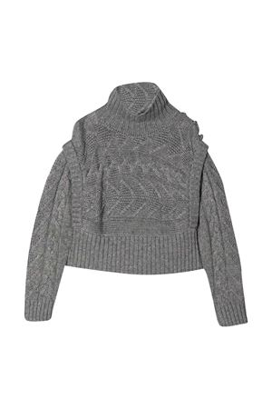 Dondup Kids gray sweater  DONDUP KIDS | 7 | YM282MY0027GXXX903