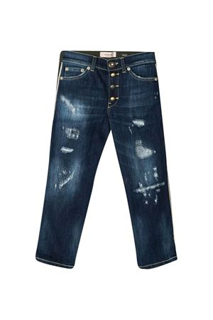 Two-tone jeans teen Dondup Kids DONDUP KIDS | 9 | YP276BDS0107XAX1658T