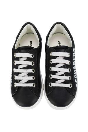 Dsquared2 Kids black sneakers  DSQUARED2 KIDS | 12 | 65133VAR1
