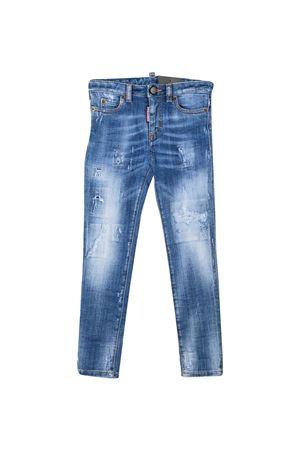 Jeans skinny teen Dsquared2 Kids DSQUARED2 KIDS | 9 | DQ01DXD001LDQ01T