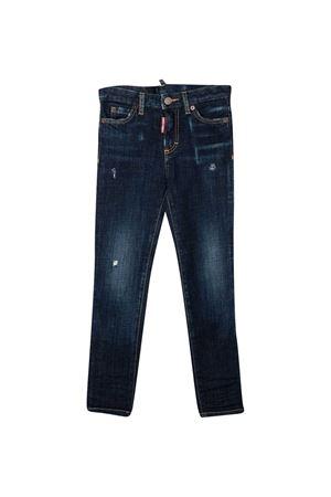 Dark jeans teen Dsquared2 Kids DSQUARED2 KIDS   9   DQ01DXD001VDQ01T