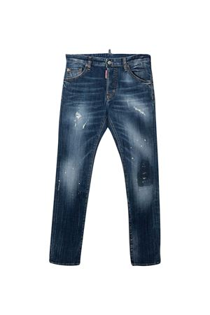 Jeans teen Dsquared2 Kids DSQUARED2 KIDS | 24 | DQ01PWD001KDQ01T