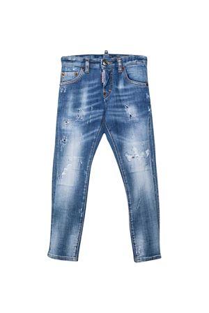 Jeans teen Dsquared2 Kids DSQUARED2 KIDS | 24 | DQ01PWD001LDQ01T