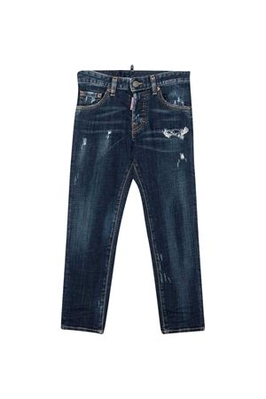 Straight jeans Dsquared2 Kids DSQUARED2 KIDS | 9 | DQ03NPD001JDQ01