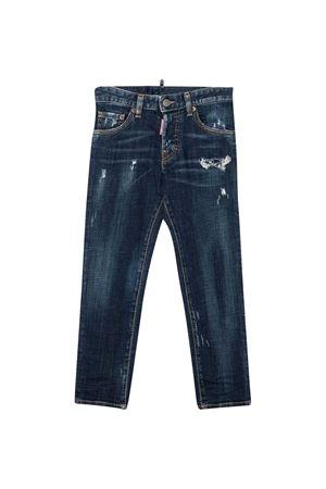 Straight jeans Dsquared2 Kids  DSQUARED2 KIDS   9   DQ03NPD001JDQ01T