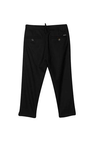 Pantaloni nero Dsquared2 Kids DSQUARED2 KIDS | 9 | DQ046FD00UIDQ900