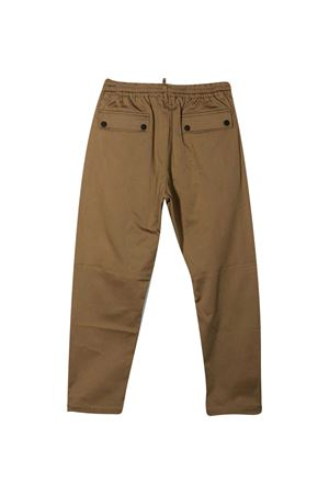 Dsquared2 Kids camel trousers  DSQUARED2 KIDS | 9 | DQ046GD00XCDQ728