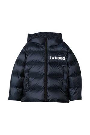 Dsquared2 Kids blue teen jacket DSQUARED2 KIDS | 3 | DQ046KD00ZNDQ900T