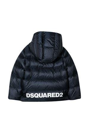 Giubbotto blu Dsquared2 Kids DSQUARED2 KIDS | 3 | DQ046KD00ZNDQ900