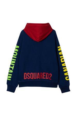 Felpa multicolore teen Dsquared2 Kids DSQUARED2 KIDS   -108764232   DQ0471D00G4DQ865T