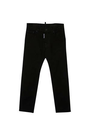 Jeans neri teen Dsquared2 Kids DSQUARED2 KIDS | 24 | DQ047UD00IWDQ900T