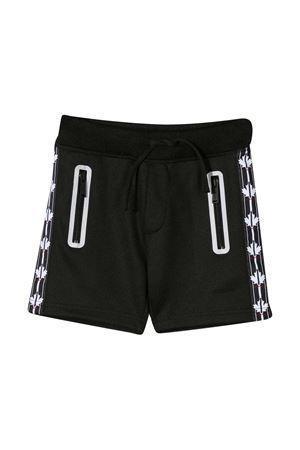 Black teen shorts Dsquared2 kids DSQUARED2 KIDS | 5 | DQ049PD00X5DQ900T