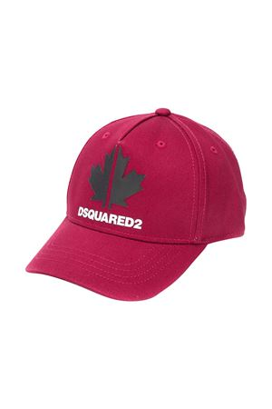 Red Dsquared2 kids hat DSQUARED2 KIDS | 75988881 | DQ049TD00I8DQ401