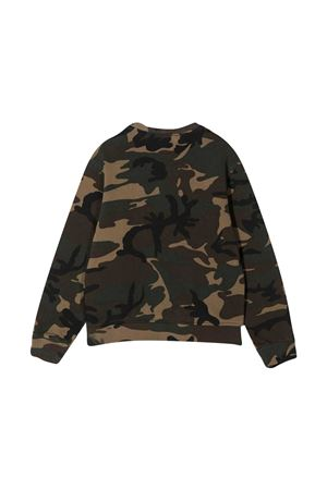 Felpa camouflage teen Dsquared2 Kids DSQUARED2 KIDS | -108764232 | DQ049UD002WDQC03T