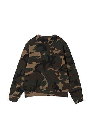 Felpa camouflage Dsquared2 Kids DSQUARED2 KIDS | -108764232 | DQ049UD002WDQC03