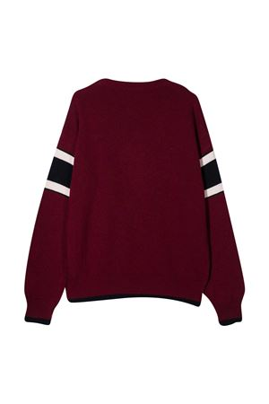 Dsquared2 Kids burgundy sweatshirt DSQUARED2 KIDS | 7 | DQ049ZD00KZDQ403