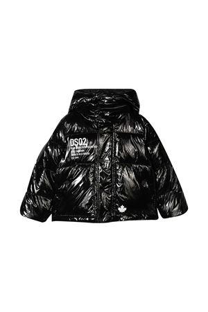 Dsquared2 Kids black down jacket DSQUARED2 KIDS | 3 | DQ04BJD00ZJDQ900