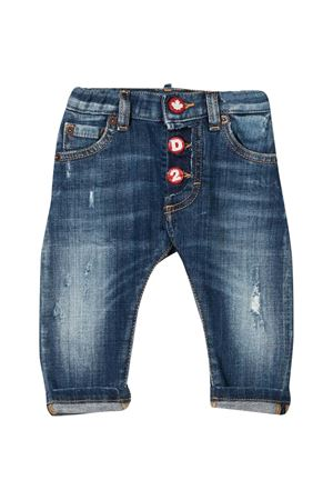 DSQUARED2 KIDS | 9 | DQ04CTD001WDQ01