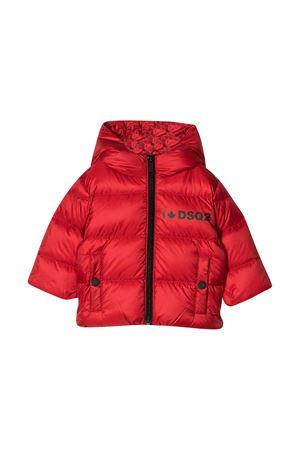 Piumino rosso Dsquared2 Kids DSQUARED2 KIDS | 3 | DQ04D2D00ZNDQ402