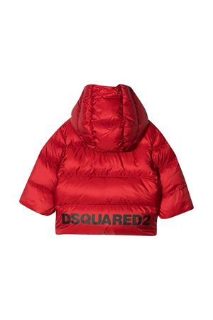 Dsquared2 Kids red down jacket DSQUARED2 KIDS | 3 | DQ04D2D00ZNDQ402