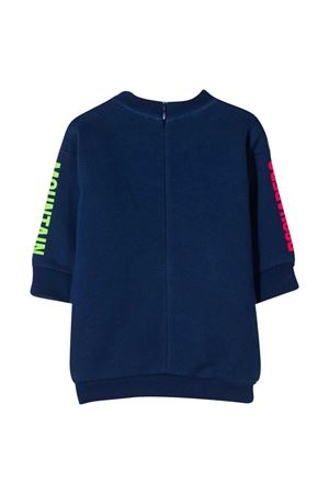 Dsquared2 Kids blue sweatshirt dress. DSQUARED2 KIDS | 11 | DQ04EBD00G4DQ865